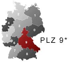 Messebauer Region Nürnberg - Würzburg